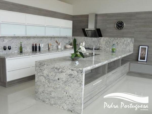 Cozinha de Granitos Especiais