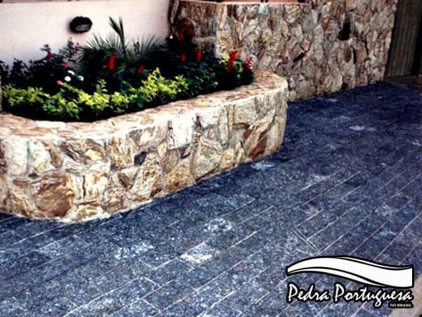 Pedra Miracema Jardins Pedra Madeira