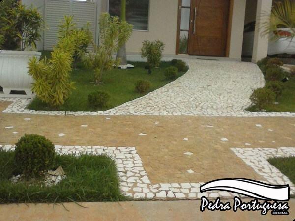 Mosaico Portugues Para Jardins