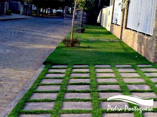 Lajota de Pedra Miracema 50x50
