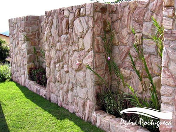 Pedra Madeira Rosa