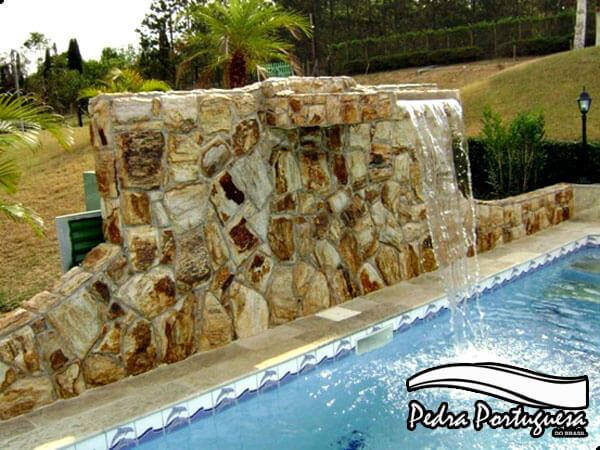 Pedra Madeira irregular ou almofadada