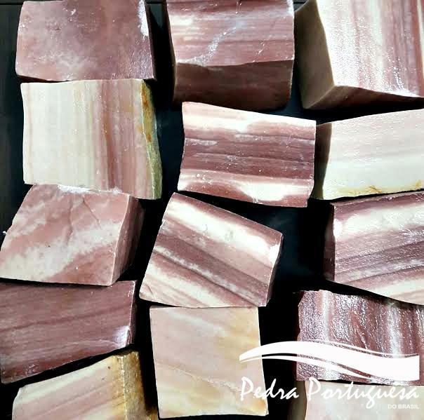 1 Pedra Portuguesa Multicolor - Bacon