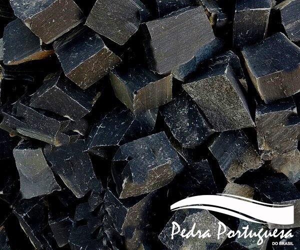 1 Pedra Portuguesa Preta