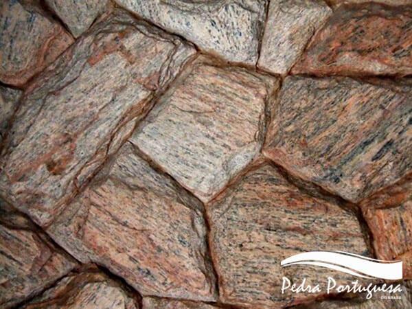 Pedra Madeira Rosa Alto Seleção